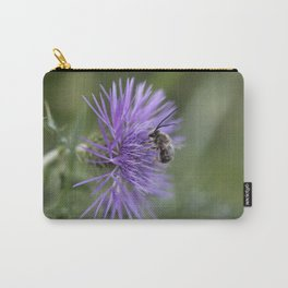 Wild horned bee Carry-All Pouch