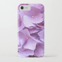 hydrangea iPhone & iPod Cases featuring Hydrangea by lillianhibiscus