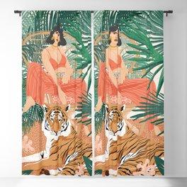 Tiger Leader Blackout Curtain