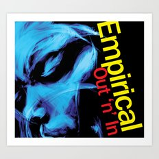 Empirical 'Out 'n' In' Album cover Art Print
