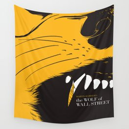 The Wolf of Wall Street | Fan Poster Design Wall Tapestry