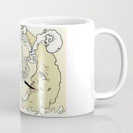 Moon rabbit Coffee Mug