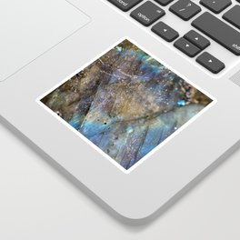 LABRADORITE 1 Sticker