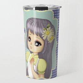 retro kitsch Travel Mug