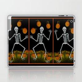 Mr. Bone-Jangles Laptop & iPad Skin