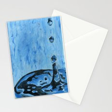 Drip. Drop. Stationery Cards