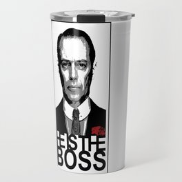 Boss of the Boardwalk Travel Mug