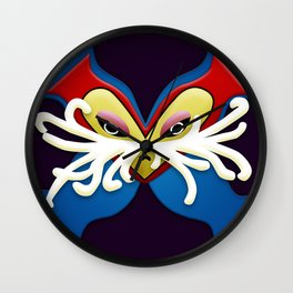 KiTTiE PeRM Wall Clock