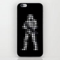 trooper iPhone & iPod Skins featuring Trooper by Triplea