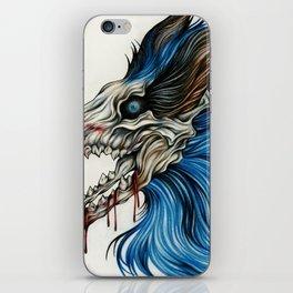 Tender Beast iPhone Skin
