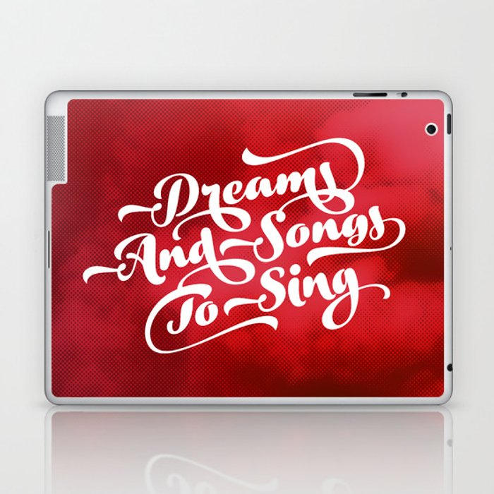 Signature Collection / Original Edition / PYRO Laptop & iPad Skin by  dreamsnsongs