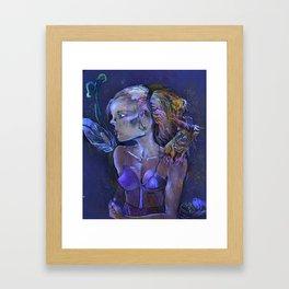 Primal I Framed Art Print