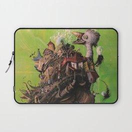 The Green Elephant Laptop Sleeve