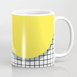Memphis Yellow Coffee Mug