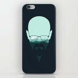 Heisenberg iPhone Skin