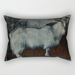 La Capra Rectangular Pillow
