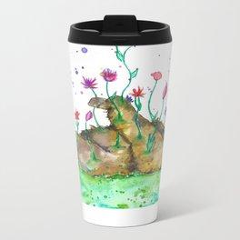 Creation of Bear Metal Travel Mug