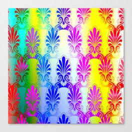 Graphic Pattern Canvas Print