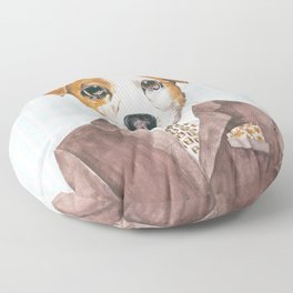 Jacki Russell Floor Pillow