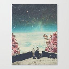 You Know we'll meet Again Canvas Print