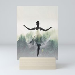 Forest Dancer Mini Art Print