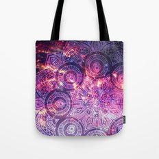 Space mandala 11 Tote Bag