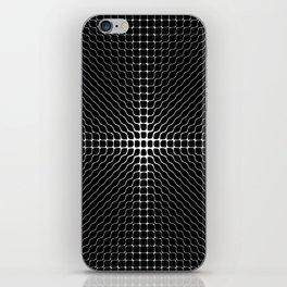 Energy Vibration 2.  Frequency - Chladni - Cymatics iPhone Skin