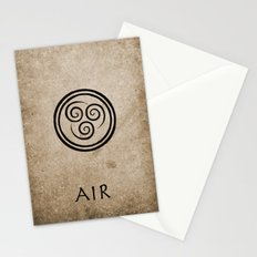 Avatar Last Airbender - Air Stationery Cards