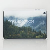 washington iPad Cases featuring WASHINGTON by shannonfinnphotography