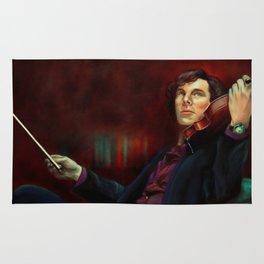 Sherlock: The Violin Rug