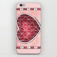 confetti iPhone & iPod Skins featuring Confetti by Shelley Ylst Art