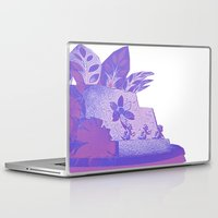 ducks Laptop & iPad Skins featuring Ducks by Brittany Bennett