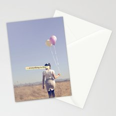 (EVERYTHING IS FINE) Stationery Cards