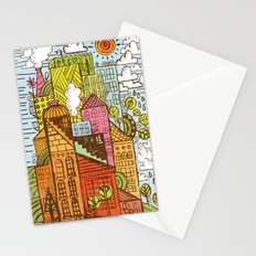 BUILD UP  Stationery Cards