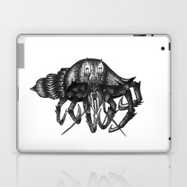 Steampunk angry crab Laptop & iPad Skin