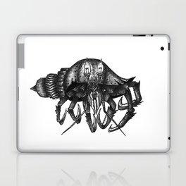 Steampunk angry crab Laptop & iPad Skin