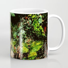 Old Tree Face Coffee Mug