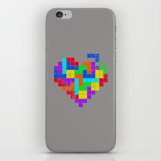 THE GAME OF LOVE iPhone & iPod Skin