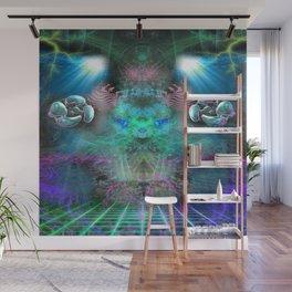 Poseidon's Ghost Wall Mural
