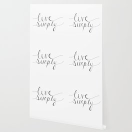 Live Simply Wallpaper