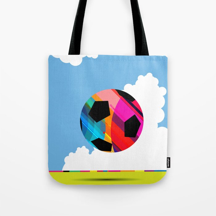 World Cup Soccer Tote Bag