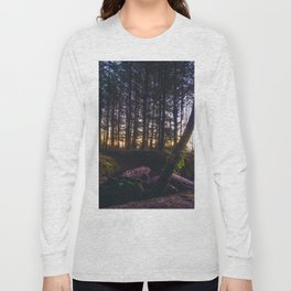 Wooded Tofino Long Sleeve T-shirt