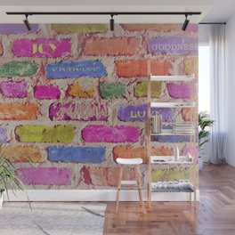 Fruits Of The Spirit Wall Mural