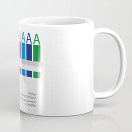 CARYION - FontLove Coffee Mug