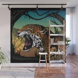 Jaguar Wall Mural