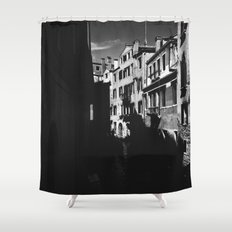 Where it leads Shower Curtain