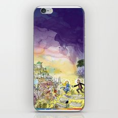 LaLaLand iPhone & iPod Skin