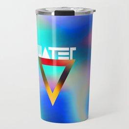 ШΔTΞГ Travel Mug