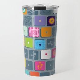 Tec Tile Travel Mug
