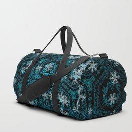 Midnight Snow Duffle Bag
